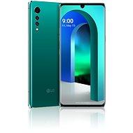 LG Velvet zöld - Mobiltelefon