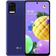 LG K52 kék - Mobiltelefon