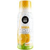 LIMO BAR Orange Stevia - Ízesítő keverék