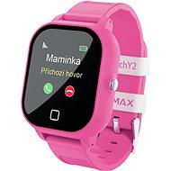 LAMAX WatchY2, rózsaszín - Sportóra