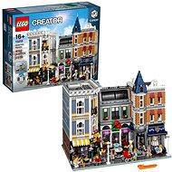 LEGO Creator 10255 Assembly Square - Piactér - Építőjáték