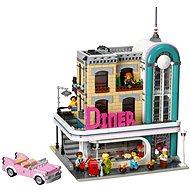 LEGO 10260 - LEGO Creator Expert Belvárosi bár Downtown Diner - Építőjáték