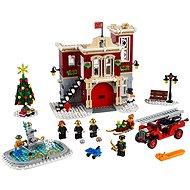 LEGO Creator Expert 10263 Téli tűzoltóállomás - LEGO építőjáték
