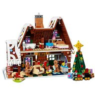 LEGO Creator Expert 10267 Mézeskalács házikó - LEGO építőjáték