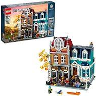 LEGO Creator Expert 10270 könyvesbolt - LEGO építőjáték