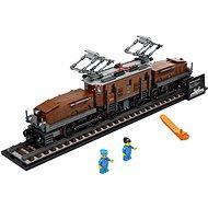 LEGO Creator 10277 krokodil mozdony - LEGO építőjáték