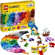 LEGO Classic 10717 Kockavalkád - LEGO