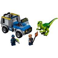 LEGO Juniors 10757 Raptormentő teherautó - Építőjáték