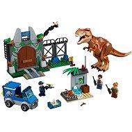 LEGO Juniors 10758 T. rex kitörés - Építőjáték