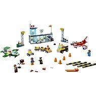 LEGO Juniors 10764 City Központi repülőtér - Építőjáték