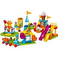 10840 - LEGO DUPLO Város - Nagy vidámpark - Építőjáték