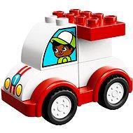 LEGO DUPLO 10860 - Kezdőkészletek Első versenyautóm - Építőjáték