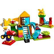 LEGO DUPLO My First 10864 Nagy játszótéri elemtartó doboz - Építőjáték