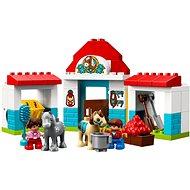 LEGO DUPLO Town 10868 Póni istálló - Építőjáték