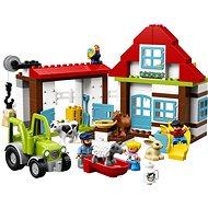 LEGO DUPLO Town 10869 Kalandok a farmon - Építőjáték