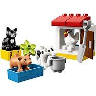 LEGO DUPLO 10870 Város Háziállatok - Építőjáték