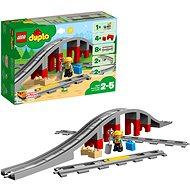 LEGO DUPLO 10872 Vasút Vasúti híd és sínek - Építőjáték