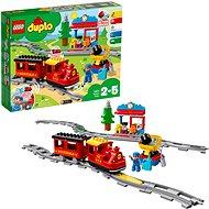 LEGO DUPLO 10874 Gőzmozdony - LEGO építőjáték