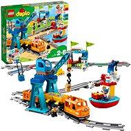 LEGO DUPLO 10875 Tehervonat - Építőjáték