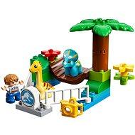LEGO DUPLO 10879 Szelíd óriások állatkerti simogatója - Építőjáték