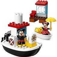 LEGO DUPLO 10881 Mickey csónakja - Építőjáték