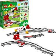 LEGO DUPLO 10882 Vasúti pálya - Építőjáték