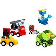 LEGO DUPLO My first 10886 Első járműveim - Építőjáték