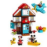 LEGO DUPLO Disney 10889 Mickey hétvégi háza - Építőjáték