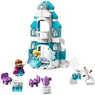 LEGO DUPLO Princess TM 10899 Jégvarázs Kastély - Építőjáték