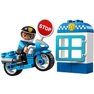 LEGO DUPLO 10900 Rendőrségi motor - LEGO