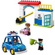 LEGO DUPLO Town 10902 Rendőrkapitányság - LEGO építőjáték