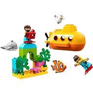 LEGO DUPLO Town 10910 Tengeralattjárós kalandok - Építőjáték