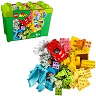 LEGO DUPLO Classic 10914 Deluxe elemtartó doboz - LEGO