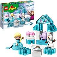 LEGO DUPLO Princess TM 10920 Elsa és Olaf teapartija - LEGO építőjáték