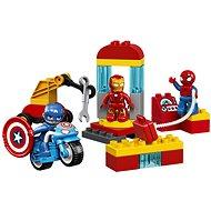 LEGO DUPLO Super Heroes 10921 Szuperhős labor - LEGO építőjáték