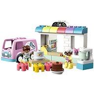 LEGO DUPLO Town 10928 Pékség - LEGO építőjáték