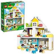 LEGO DUPLO Town 10929 Moduláris játékház - LEGO építőjáték