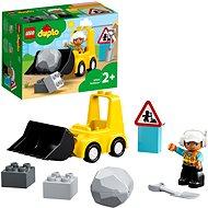LEGO DUPLO Város 10930 Buldózer - LEGO építőjáték
