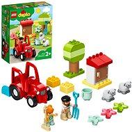 LEGO DUPLO Town 10950 Farm, traktor és állatgondozás - LEGO