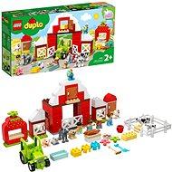 LEGO DUPLO Town 10952 Pajta, traktor és állatgondozás - LEGO