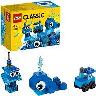 LEGO Classic 11006 Kreatív kék kockák - LEGO