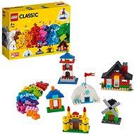 LEGO Classic 11008 Kockák és házak - LEGO