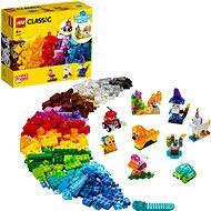 LEGO Classic 11013 Kreatív áttetsző kockák - LEGO