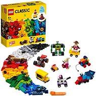LEGO Classic 11014 Kockák és járművek - LEGO