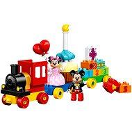 LEGO DUPLO 10597 Mickey és Minnie születésnapi parádéja - Építőjáték