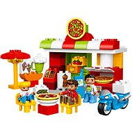 LEGO DUPLO 10834 Pizzéria - Építőjáték