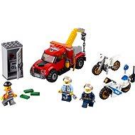 LEGO City 60137 Bajba került vontató - Építőjáték