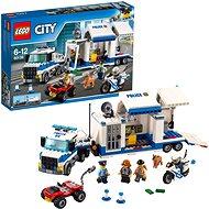 LEGO City 60139 Mobil rendőrparancsnoki központ - LEGO