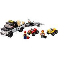 LEGO City 60148 ATV versenycsapat - Építőjáték