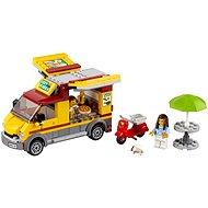 LEGO City 60150 Pizzás furgon - Építőjáték